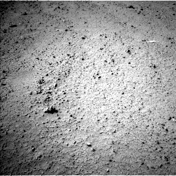 Nasa's Mars rover Curiosity acquired this image using its Left Navigation Camera on Sol 337, at drive 462, site number 8