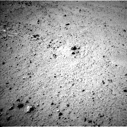Nasa's Mars rover Curiosity acquired this image using its Left Navigation Camera on Sol 337, at drive 480, site number 8