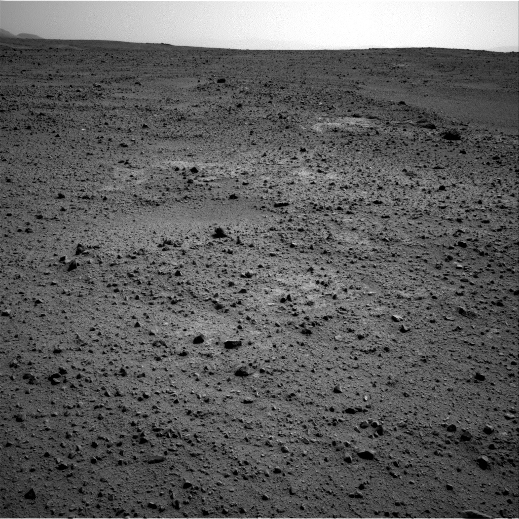 NASA's Mars rover Curiosity acquired this image using its Right Navigation Cameras (Navcams) on Sol 337