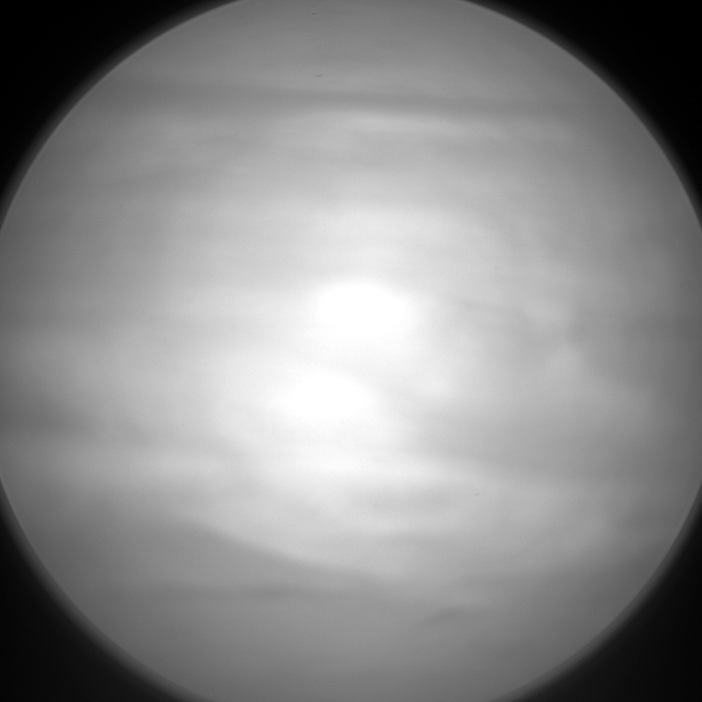 NASA's Mars rover Curiosity acquired this image using its Chemistry & Camera (ChemCam) on Sol 338