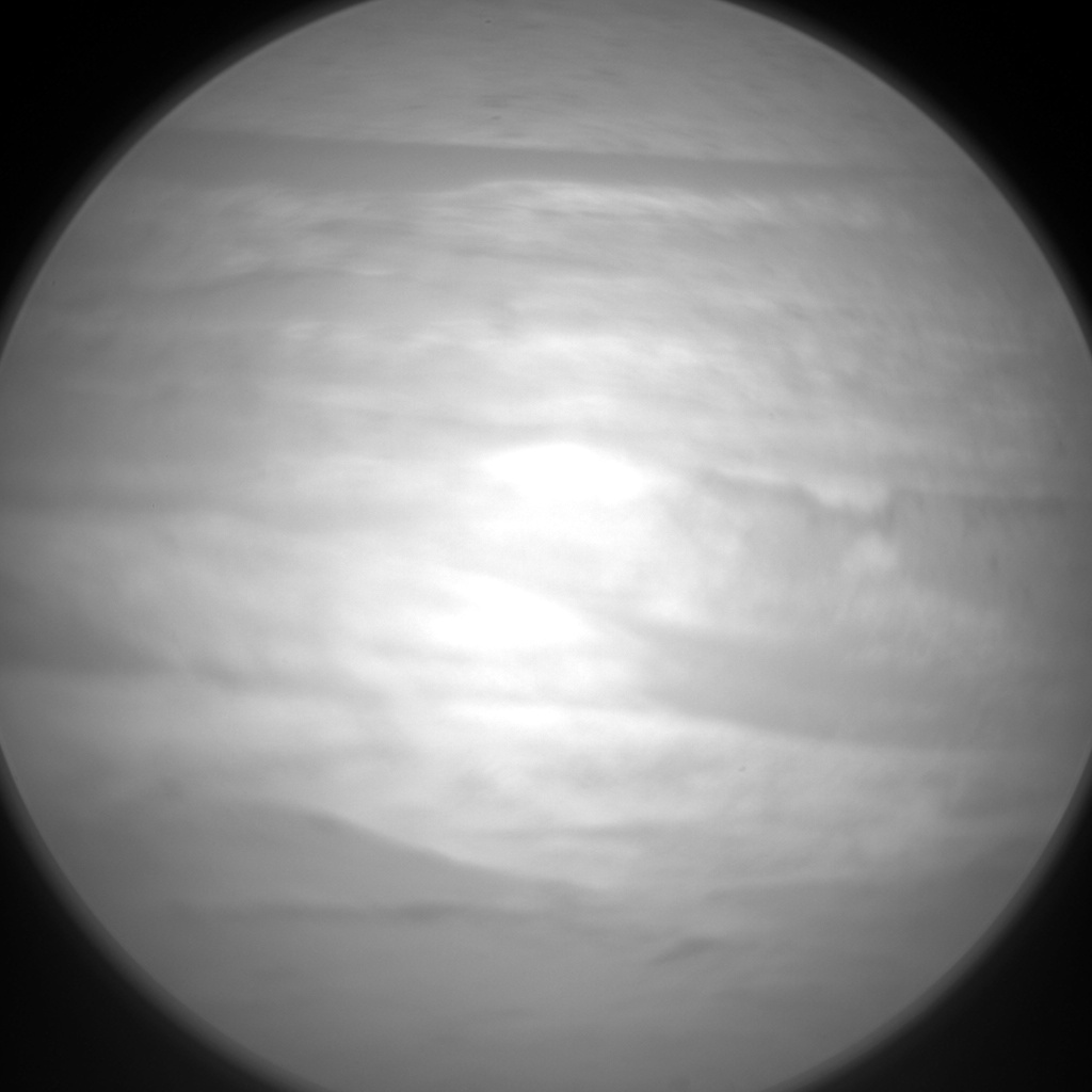 Nasa's Mars rover Curiosity acquired this image using its Chemistry & Camera (ChemCam) on Sol 338, at drive 494, site number 8