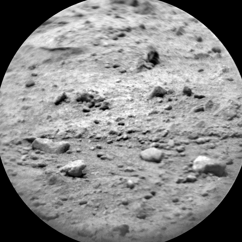 Nasa's Mars rover Curiosity acquired this image using its Chemistry & Camera (ChemCam) on Sol 339, at drive 610, site number 8