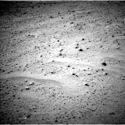 Nasa's Mars rover Curiosity acquired this image using its Left Navigation Camera on Sol 340, at drive 706, site number 8