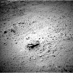 Nasa's Mars rover Curiosity acquired this image using its Left Navigation Camera on Sol 340, at drive 850, site number 8