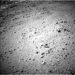 Nasa's Mars rover Curiosity acquired this image using its Left Navigation Camera on Sol 340, at drive 868, site number 8