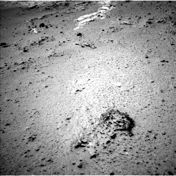 Nasa's Mars rover Curiosity acquired this image using its Left Navigation Camera on Sol 340, at drive 904, site number 8