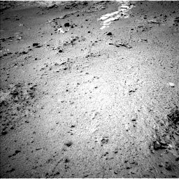Nasa's Mars rover Curiosity acquired this image using its Left Navigation Camera on Sol 340, at drive 910, site number 8