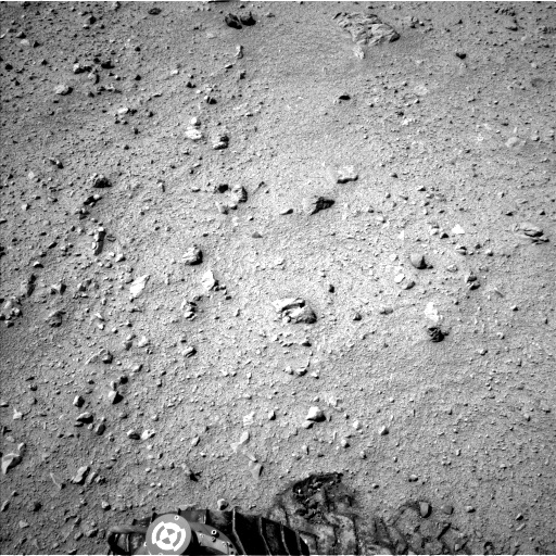 Nasa's Mars rover Curiosity acquired this image using its Left Navigation Camera on Sol 340, at drive 0, site number 9