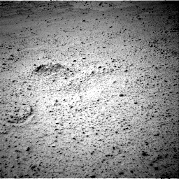 Nasa's Mars rover Curiosity acquired this image using its Right Navigation Camera on Sol 340, at drive 814, site number 8
