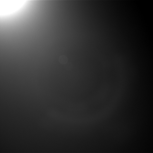 Nasa's Mars rover Curiosity acquired this image using its Left Navigation Camera on Sol 341, at drive 0, site number 9