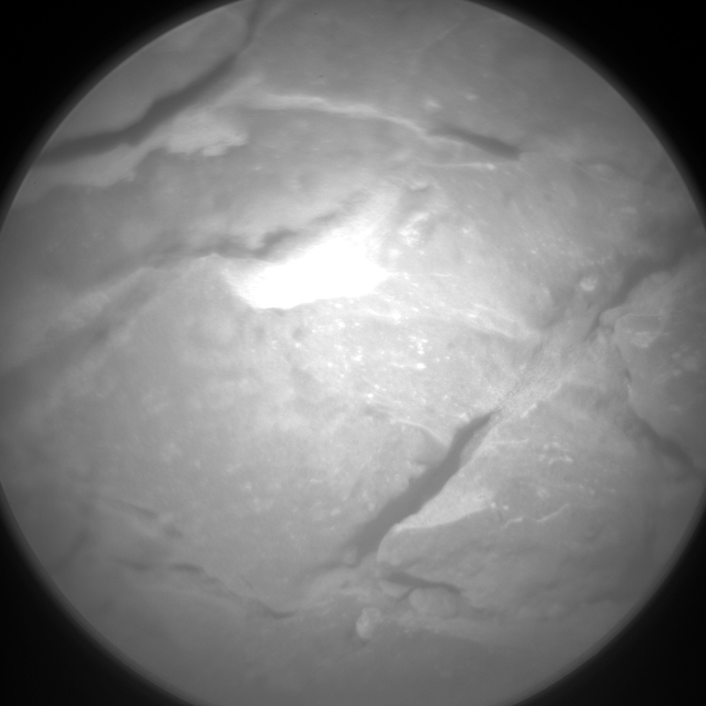Nasa's Mars rover Curiosity acquired this image using its Chemistry & Camera (ChemCam) on Sol 342, at drive 0, site number 9