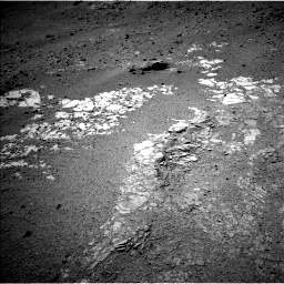 Nasa's Mars rover Curiosity acquired this image using its Left Navigation Camera on Sol 342, at drive 72, site number 9