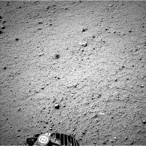 NASA's Mars rover Curiosity acquired this image using its Left Navigation Camera (Navcams) on Sol 342