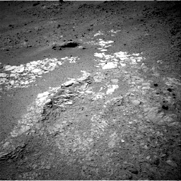 Nasa's Mars rover Curiosity acquired this image using its Right Navigation Camera on Sol 342, at drive 66, site number 9