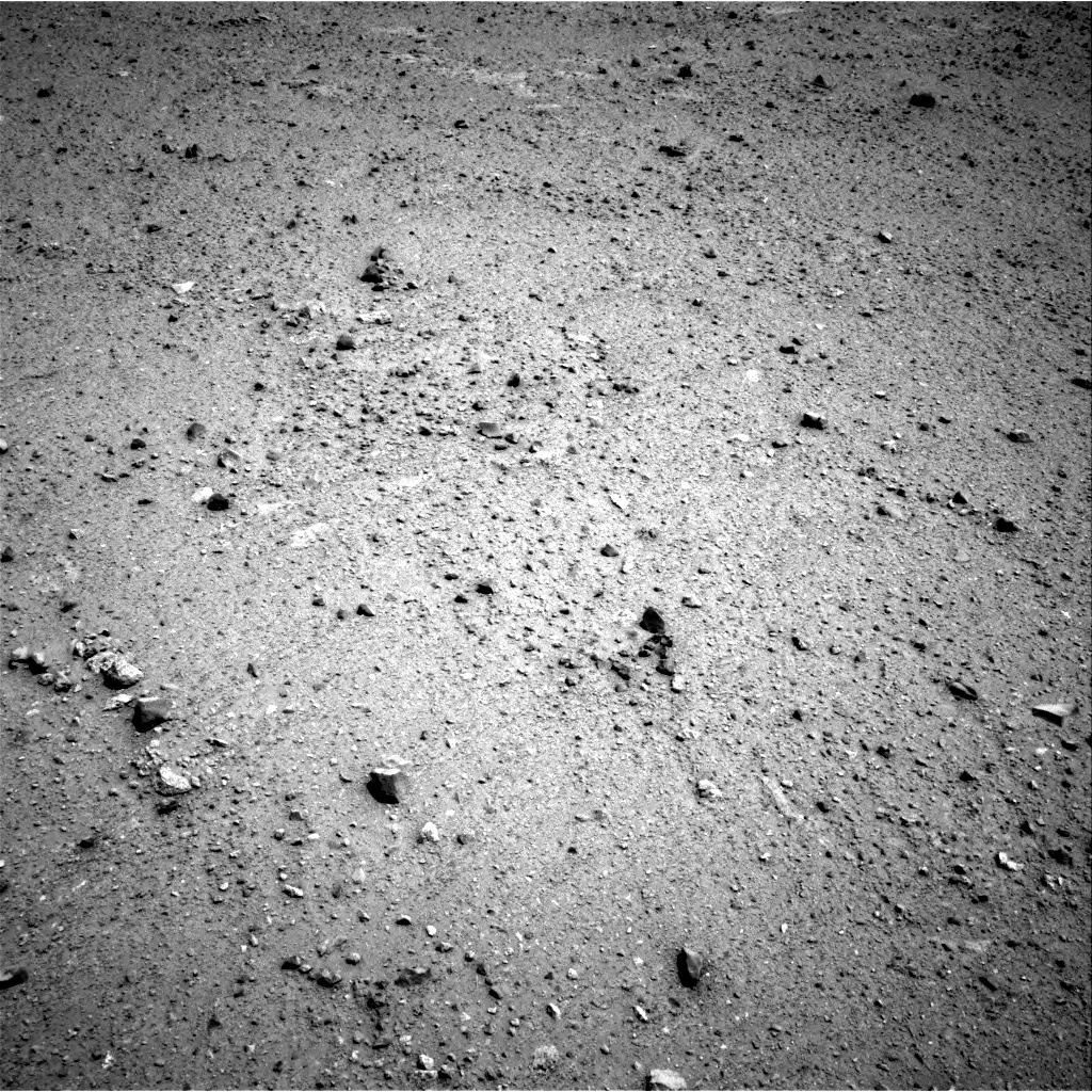 Nasa's Mars rover Curiosity acquired this image using its Right Navigation Camera on Sol 342, at drive 216, site number 9
