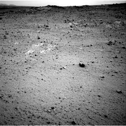 NASA's Mars rover Curiosity acquired this image using its Right Navigation Cameras (Navcams) on Sol 342