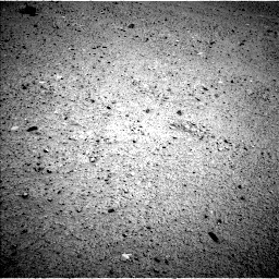 Nasa's Mars rover Curiosity acquired this image using its Left Navigation Camera on Sol 344, at drive 408, site number 9