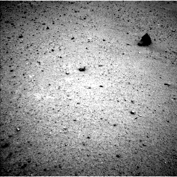 Nasa's Mars rover Curiosity acquired this image using its Left Navigation Camera on Sol 344, at drive 486, site number 9