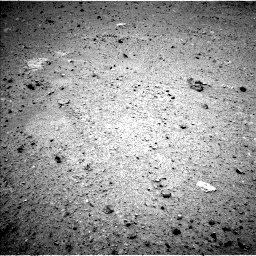 Nasa's Mars rover Curiosity acquired this image using its Left Navigation Camera on Sol 344, at drive 678, site number 9