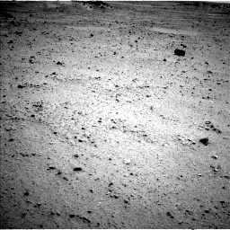 Nasa's Mars rover Curiosity acquired this image using its Left Navigation Camera on Sol 344, at drive 762, site number 9