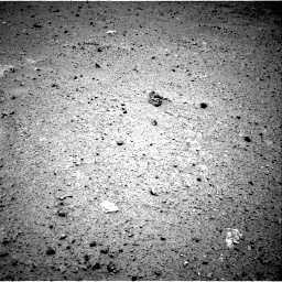 Nasa's Mars rover Curiosity acquired this image using its Right Navigation Camera on Sol 344, at drive 666, site number 9