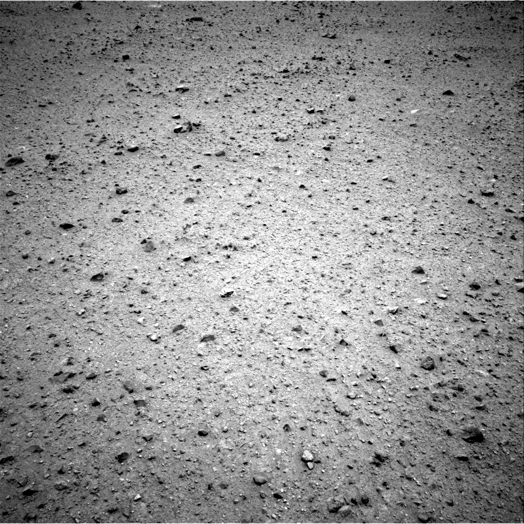 Nasa's Mars rover Curiosity acquired this image using its Right Navigation Camera on Sol 344, at drive 738, site number 9