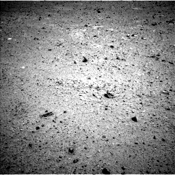 Nasa's Mars rover Curiosity acquired this image using its Left Navigation Camera on Sol 345, at drive 18, site number 10