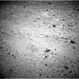 Nasa's Mars rover Curiosity acquired this image using its Left Navigation Camera on Sol 345, at drive 24, site number 10