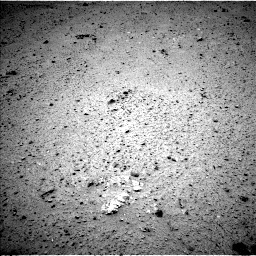 NASA's Mars rover Curiosity acquired this image using its Left Navigation Camera (Navcams) on Sol 345