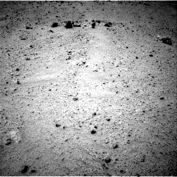 Nasa's Mars rover Curiosity acquired this image using its Right Navigation Camera on Sol 345, at drive 228, site number 10