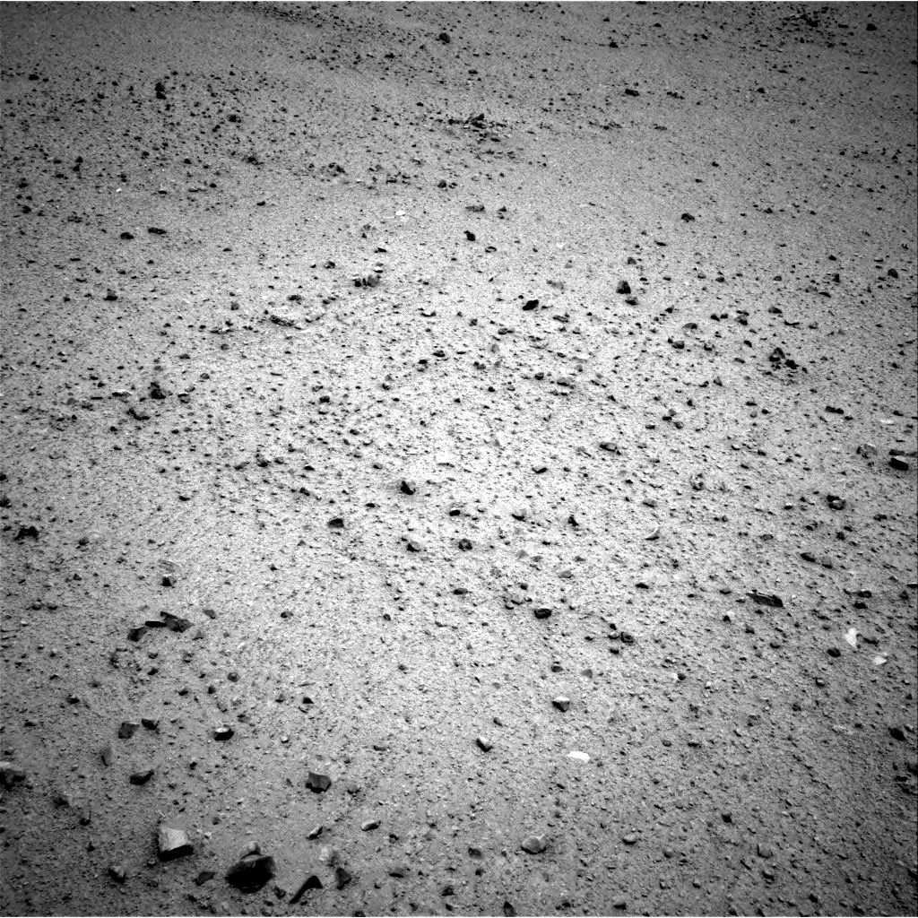 Nasa's Mars rover Curiosity acquired this image using its Right Navigation Camera on Sol 345, at drive 276, site number 10