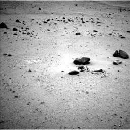 Nasa's Mars rover Curiosity acquired this image using its Left Navigation Camera on Sol 347, at drive 508, site number 10