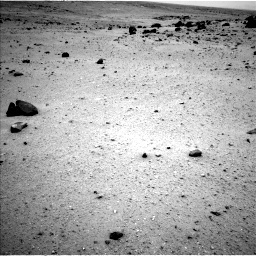 NASA's Mars rover Curiosity acquired this image using its Left Navigation Camera (Navcams) on Sol 347