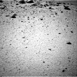 Nasa's Mars rover Curiosity acquired this image using its Right Navigation Camera on Sol 347, at drive 492, site number 10