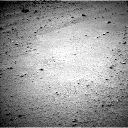 NASA's Mars rover Curiosity acquired this image using its Left Navigation Camera (Navcams) on Sol 349