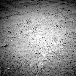 Nasa's Mars rover Curiosity acquired this image using its Left Navigation Camera on Sol 349, at drive 652, site number 10