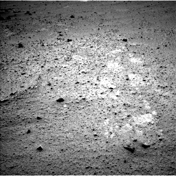 Nasa's Mars rover Curiosity acquired this image using its Left Navigation Camera on Sol 349, at drive 736, site number 10
