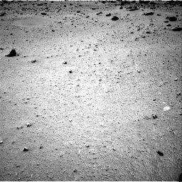 Nasa's Mars rover Curiosity acquired this image using its Right Navigation Camera on Sol 349, at drive 520, site number 10