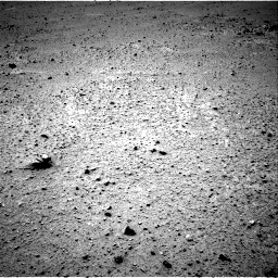 Nasa's Mars rover Curiosity acquired this image using its Right Navigation Camera on Sol 349, at drive 712, site number 10