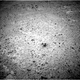 Nasa's Mars rover Curiosity acquired this image using its Left Navigation Camera on Sol 351, at drive 12, site number 11