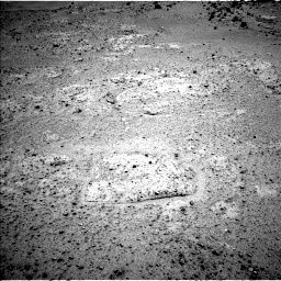 Nasa's Mars rover Curiosity acquired this image using its Left Navigation Camera on Sol 351, at drive 216, site number 11