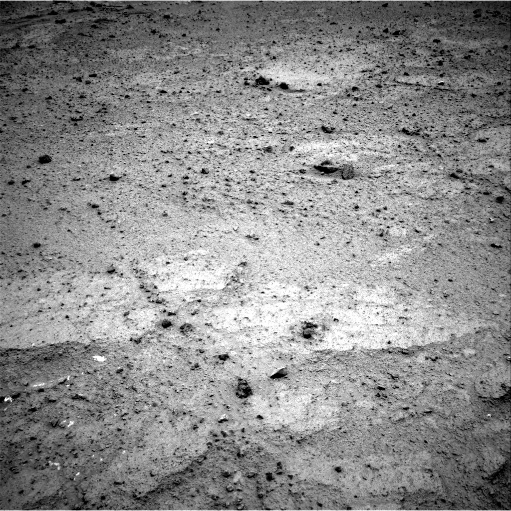Nasa's Mars rover Curiosity acquired this image using its Right Navigation Camera on Sol 351, at drive 286, site number 11