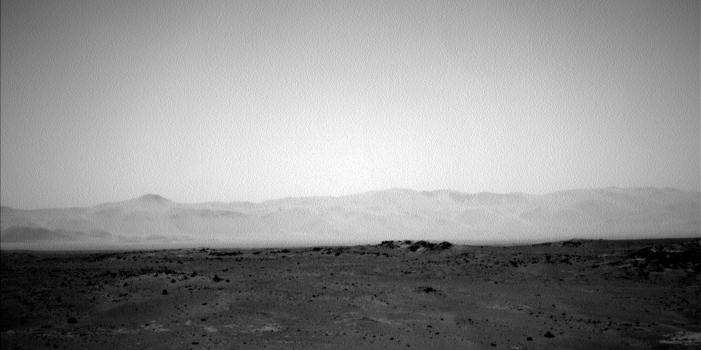 NASA's Mars rover Curiosity acquired this image using its Left Navigation Camera (Navcams) on Sol 352