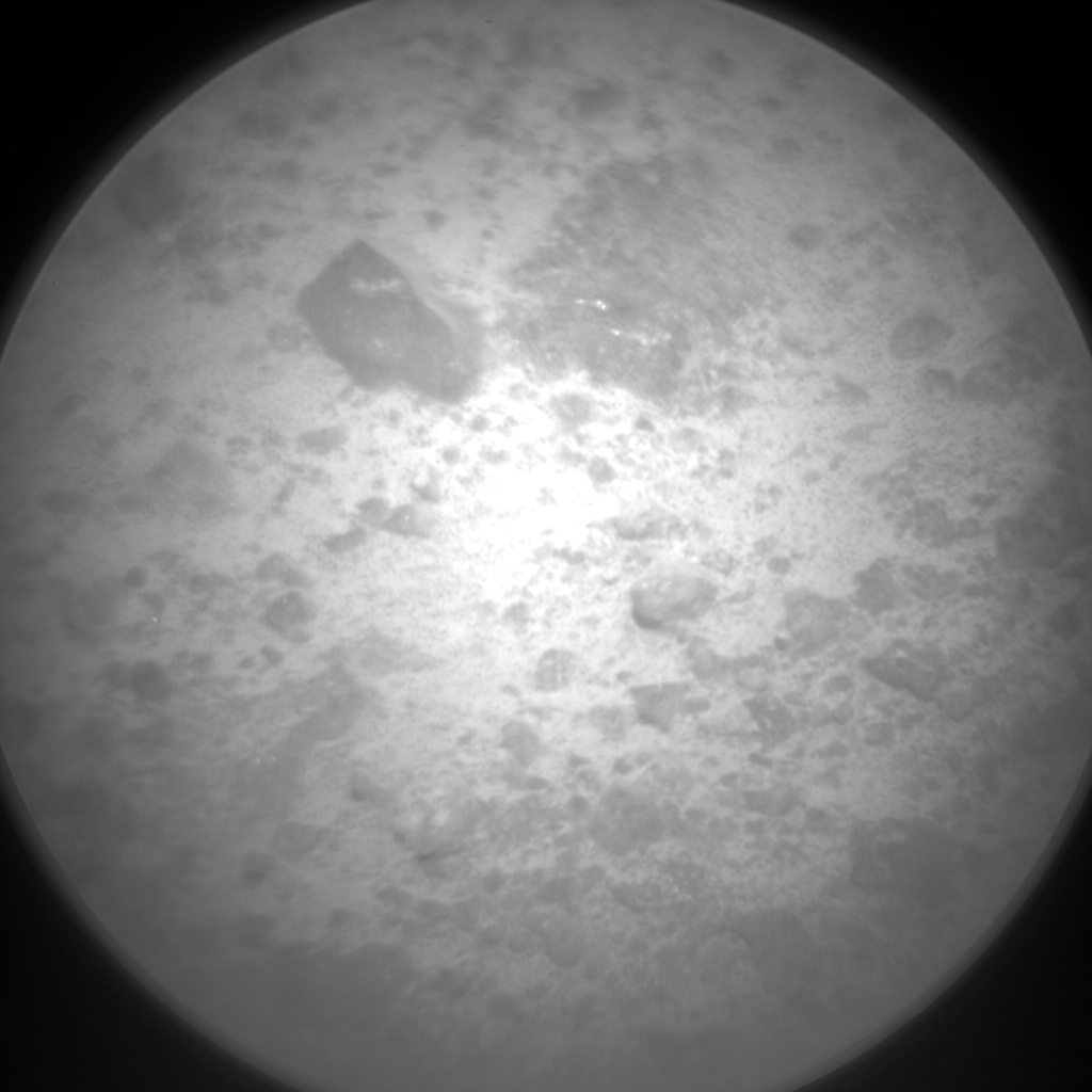 Nasa's Mars rover Curiosity acquired this image using its Chemistry & Camera (ChemCam) on Sol 353, at drive 302, site number 11