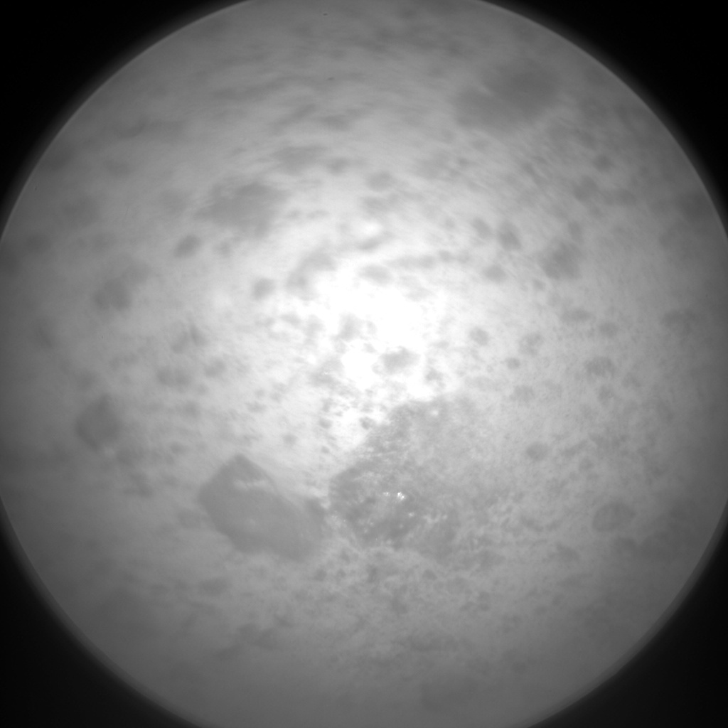 NASA's Mars rover Curiosity acquired this image using its Chemistry & Camera (ChemCam) on Sol 353