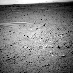 Nasa's Mars rover Curiosity acquired this image using its Right Navigation Camera on Sol 354, at drive 512, site number 11