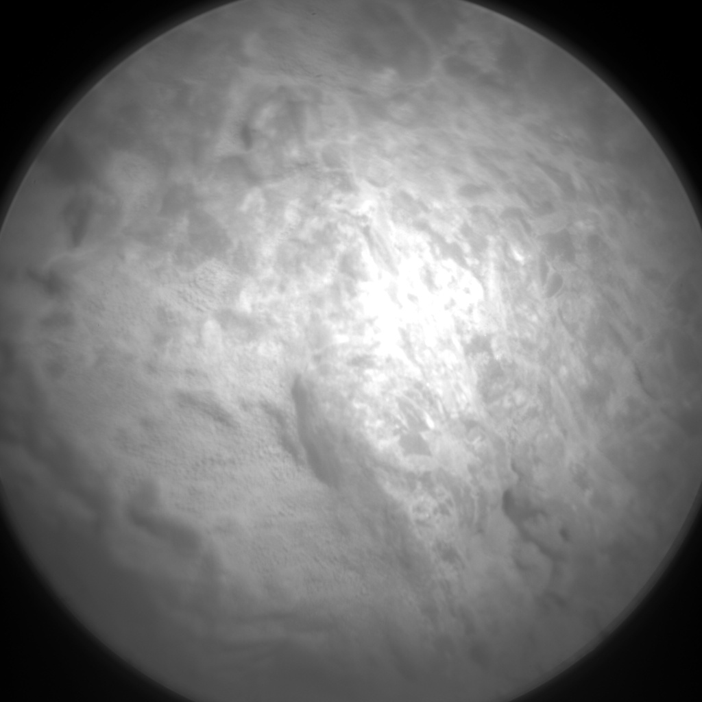 Nasa's Mars rover Curiosity acquired this image using its Chemistry & Camera (ChemCam) on Sol 356, at drive 522, site number 11