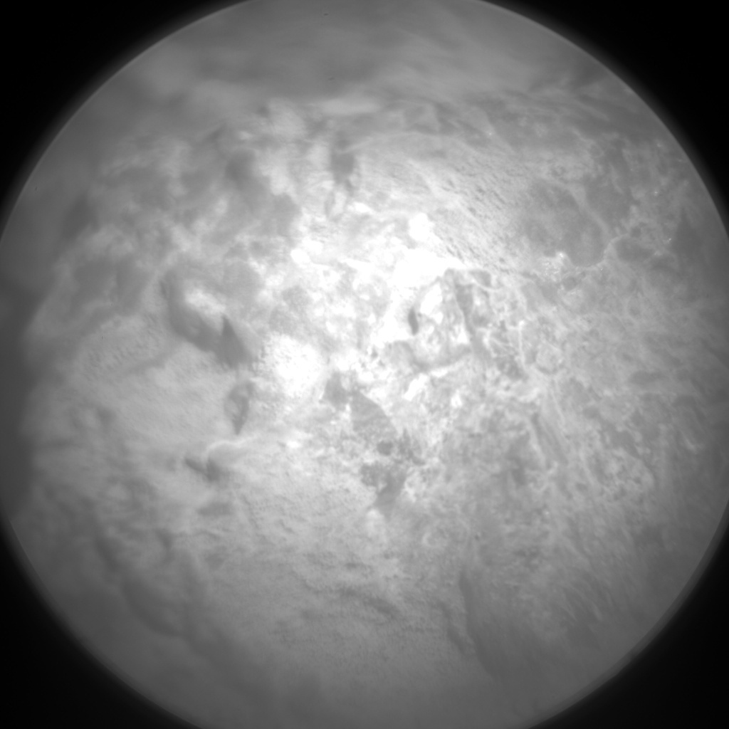 NASA's Mars rover Curiosity acquired this image using its Chemistry & Camera (ChemCam) on Sol 356