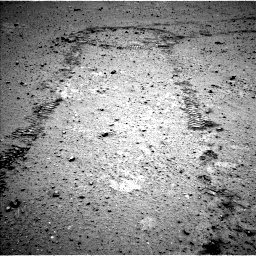 Nasa's Mars rover Curiosity acquired this image using its Left Navigation Camera on Sol 356, at drive 594, site number 11