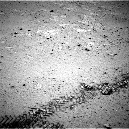 Nasa's Mars rover Curiosity acquired this image using its Right Navigation Camera on Sol 356, at drive 534, site number 11